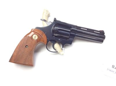 "Colt Diamondback 4"" 22 Revolver P20230 Serial Number"
