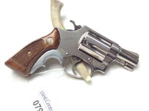 "Smith & Wesson 36 SS 2"" 38 Sp.  J 95 3007 Serial Number"
