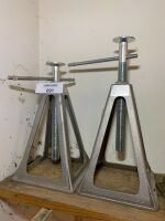 Bottle Jack, Trailer stands - 3