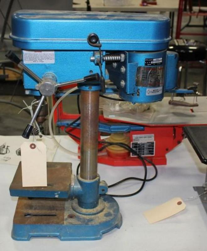 Superb Sterling Industrial Machines Bench Drill Press Model Number Dailytribune Chair Design For Home Dailytribuneorg