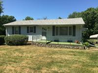 Tract 1, 2 bedroom house on corner lot