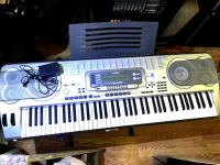 Casio WK-3500 electric keyboard