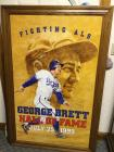 George Brett Hall of Fame poster