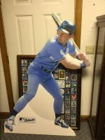Almost life-size George Brett