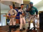 Griffey Jr., Nolan Ryan, Cobb ? Figures