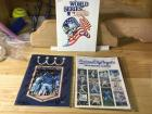 Royals autographed year book and photo album